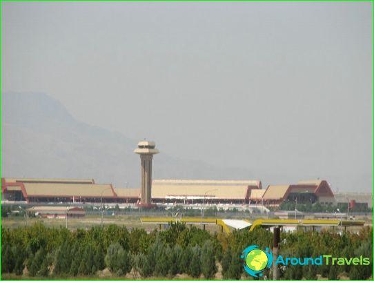 مطار عشق أباد