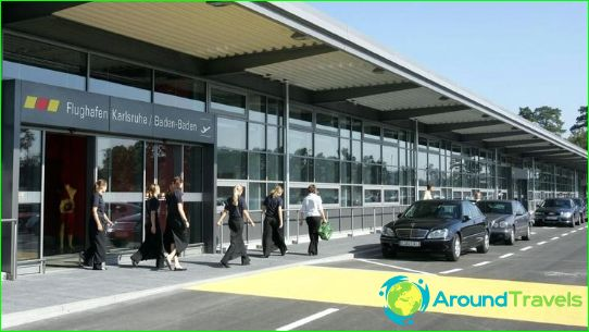 Lentokenttä Baden-Baden