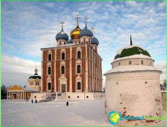 Excursies in Ryazan