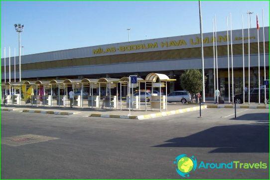 Bodrumin lentokenttä