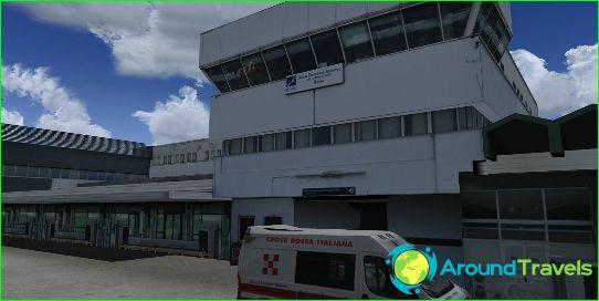 Lentokenttä Bologna