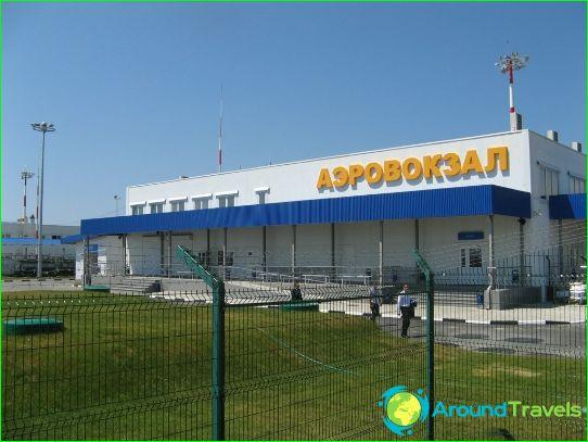مطار في Gelendzhik