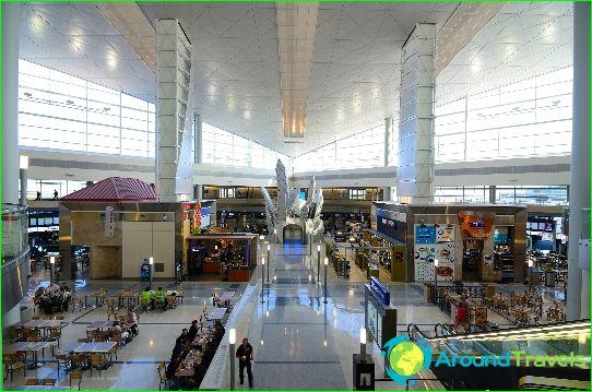 Luchthaven Dallas