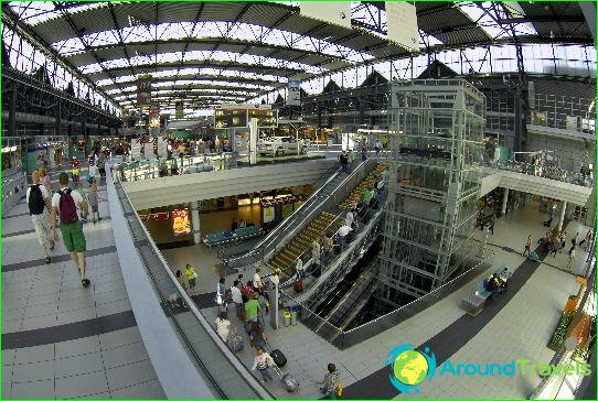 Летище в Дрезден