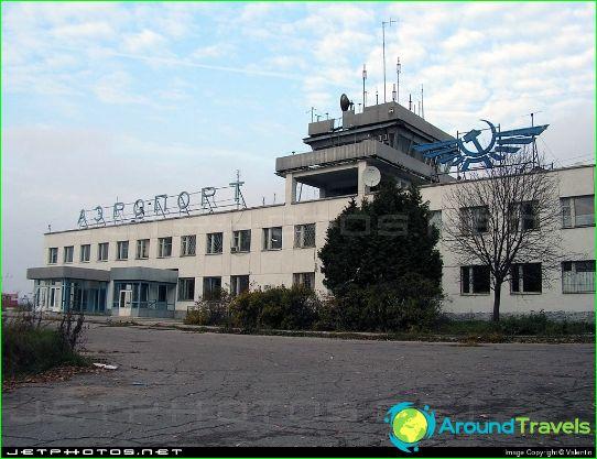 Летище в Калуга