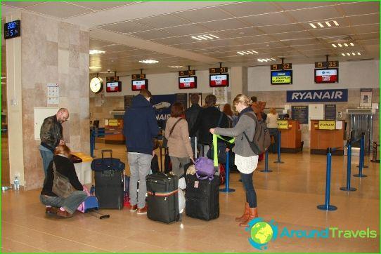 Aéroport à Gérone