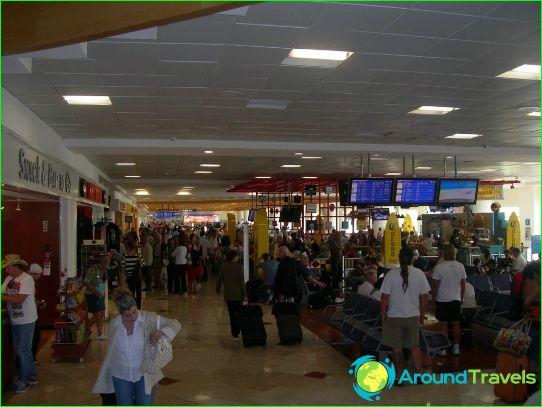 Cancunin lentokenttä