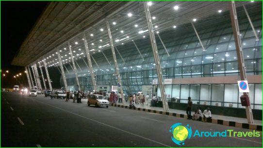 Летище Керала
