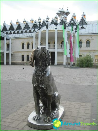 Retket Voronežissa