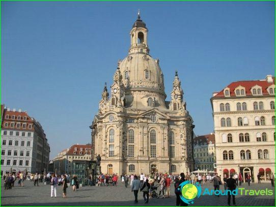 Excursies in Dresden