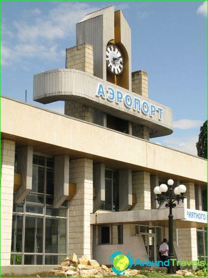 Luchthaven in Lipetsk