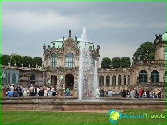 Екскурзии в Дрезден
