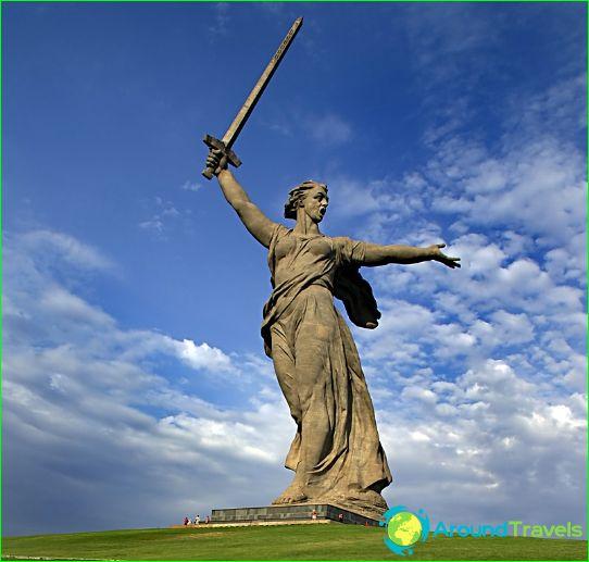 Retket Volgogradissa