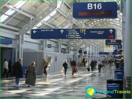 Aéroport à Lviv