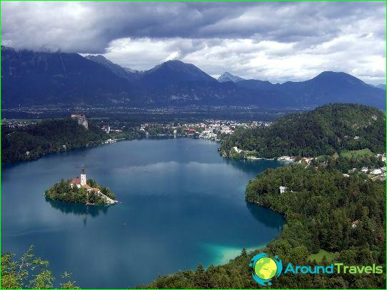 Vakantie in Slovenië in augustus