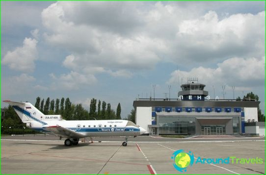 Luchthaven Penza