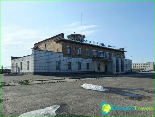 Летище в Печора