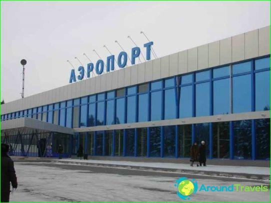Lentokenttä Smolensk