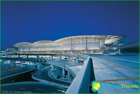 Aéroport à San Francisco