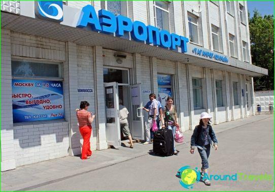Aéroport à Taganrog
