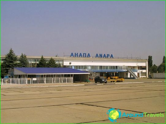 Aéroport de Novorossiysk