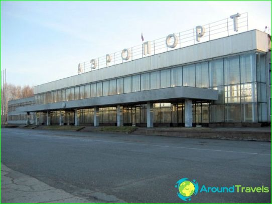 Luchthaven in Tula