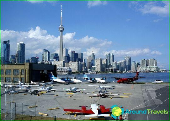 Летище Торонто