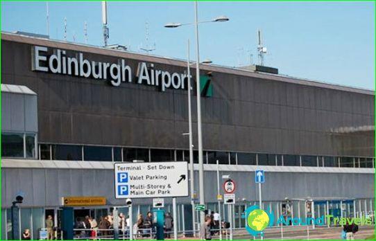 Edinburghin lentokenttä