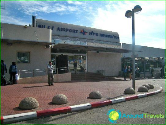 Летище в Ейлат