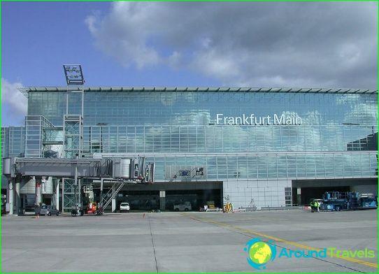 Frankfurtin lentokenttä