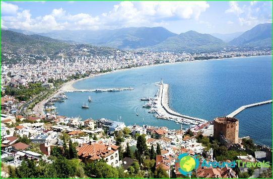 Itsenäinen matka Antalyaan
