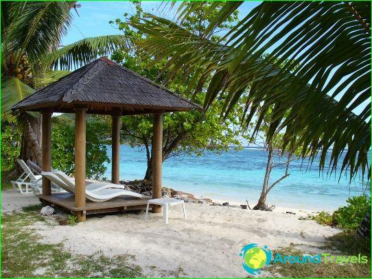 Lomat Seychellit syyskuussa