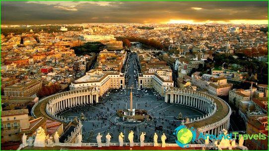 Itsenäinen matka Vatikaaniin