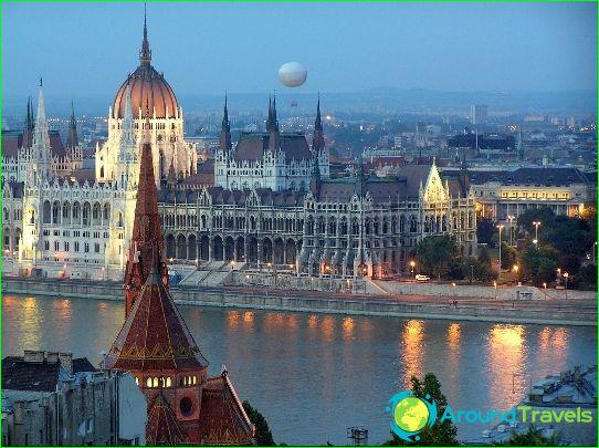 Itsenäinen matka Budapestiin