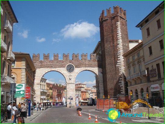 Itsenäinen matka Veronaan