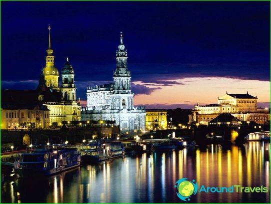 Самостоятелно пътуване до Дрезден