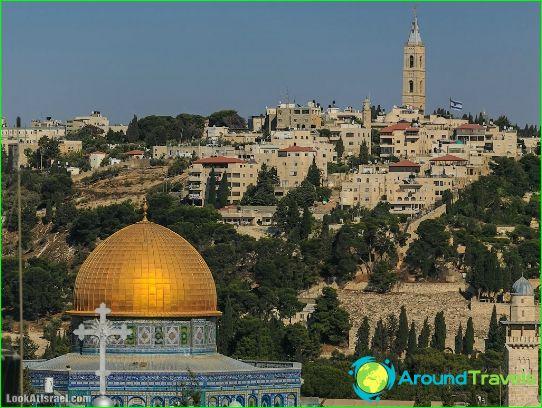 Itsenäinen matka Jerusalemiin