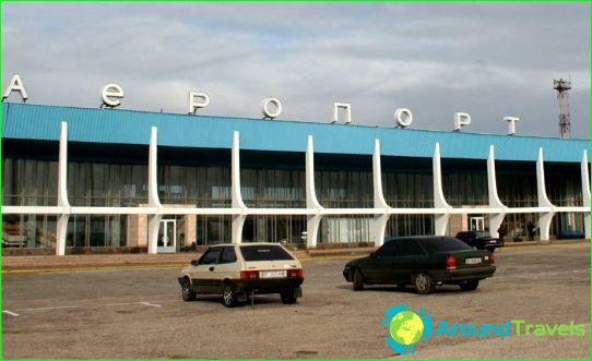 Luchthaven in Nikolaev