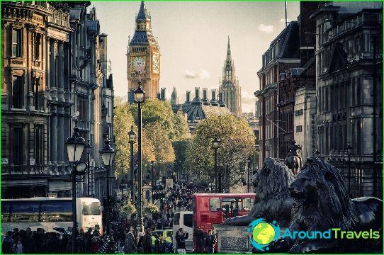 Itsenäinen matka Lontooseen