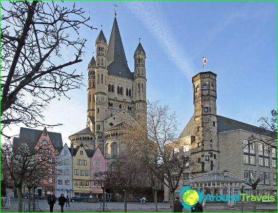 Kölnin historia