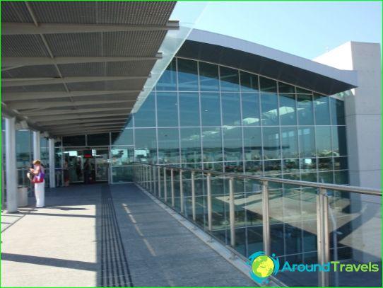 Luchthaven Larnaca