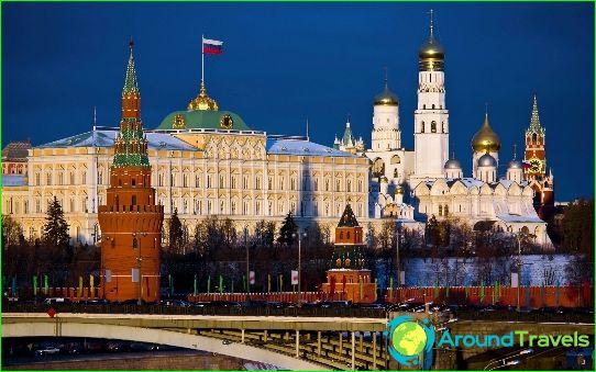 Onafhankelijke reis naar Moskou