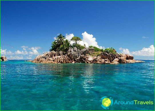 Lomat Seychellit lokakuussa