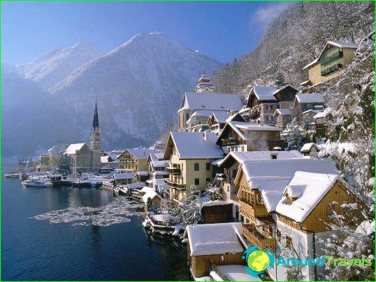 De beste resorts in Oostenrijk