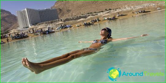 Най-добрите курорти на Израел