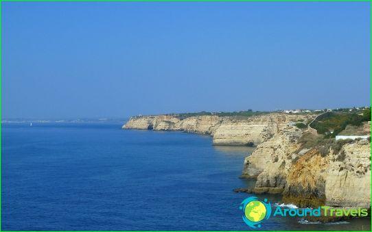 Най-добрите курорти на Португалия