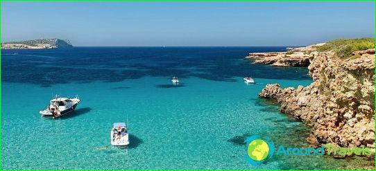 Най-добрите курорти в Европа
