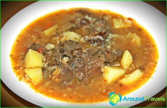 Traditionele keuken van Oezbekistan