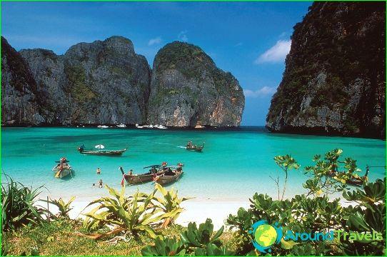 العطل في تايلاند في أكتوبر