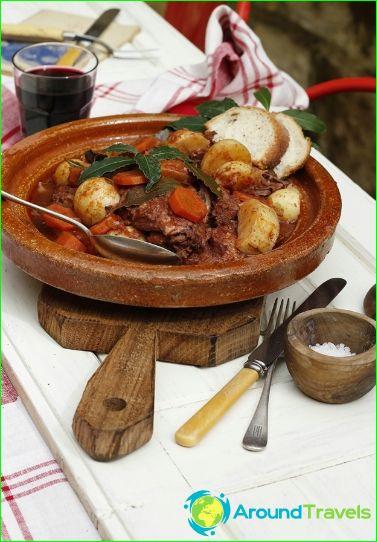 Традиционна кухня на Малта